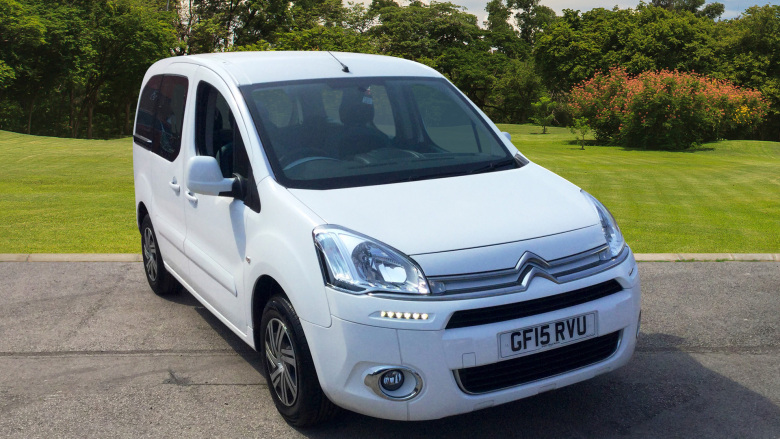 Citroen Berlingo Multispace 1.6 HDi 90 VTR 5dr Diesel Estate